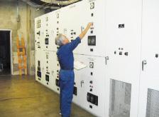 電気設備保守点検(設備維持管理)