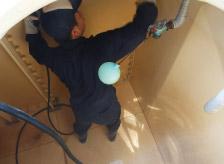 貯水槽清掃(設備維持管理)